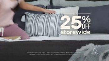 Ashley HomeStore One Day Sale TV Spot, 'Doorbusters: Upholstered Sofas' Song by Midnight Riot - Thumbnail 3