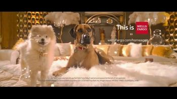 Wells Fargo Home Mortgage TV Spot, 'Lulu and Lobo Need a Space Just for Them'
