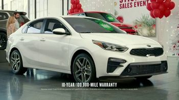 Kia Holiday Sticker Sales Event TV Spot, \'Look for a Sticker\' [T2]