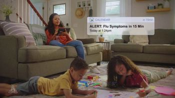 Ascension St. Vincent Online Care TV Spot, 'Get the Care You Need Anytime, Anywhere: Flu'