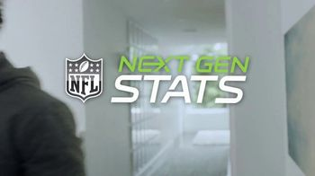 Amazon Web Services TV Spot, 'Next Gen Stats' Featuring Russell Wilson - Thumbnail 7