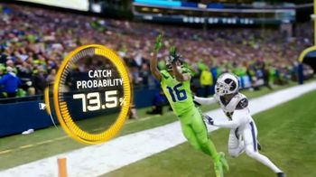 Amazon Web Services TV Spot, 'Next Gen Stats' Featuring Russell Wilson - Thumbnail 4