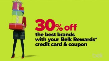Belk Friends and Family Sale TV Spot, 'Win the Weekend' - Thumbnail 4