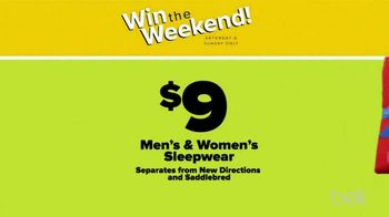 Belk Friends and Family Sale TV Spot, 'Win the Weekend' - Thumbnail 7