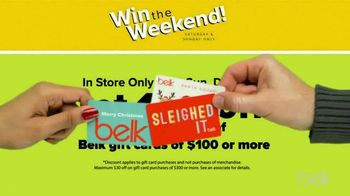 Belk Friends and Family Sale TV Spot, 'Win the Weekend' - Thumbnail 8