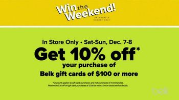 Belk Friends and Family Sale TV Spot, 'Win the Weekend' - Thumbnail 9