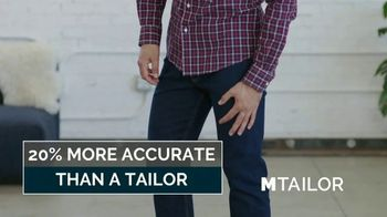 MTailor TV Spot, 'We're All Shaped Differently' - Thumbnail 3