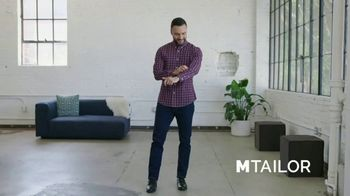MTailor TV Spot, 'We're All Shaped Differently' - Thumbnail 4