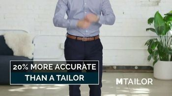 MTailor TV Spot, 'We're All Shaped Differently' - Thumbnail 7
