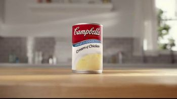 Campbell's Cream of Chicken Soup TV Spot, 'The Creamy You Love' - Thumbnail 1