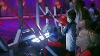 Disney World NBA Experience TV Spot, 'Since the First Ball Hit the Hardwood' - Thumbnail 7