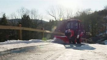 Kubota BX Tractor TV Spot, 'Snow Piles Up Quickly' - Thumbnail 1