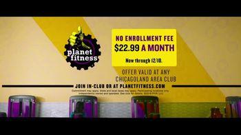 Planet Fitness TV Spot, 'All the Perks: December' - Thumbnail 5