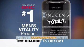Nugenix Total-T TV Spot, 'Awards: New Nugenix Thermo' Ft. Frank Thomas, Andy Van Slyke, Doug Flutie - Thumbnail 3