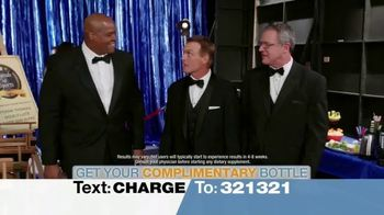 Nugenix Total-T TV Spot, 'Awards: New Nugenix Thermo' Ft. Frank Thomas, Andy Van Slyke, Doug Flutie