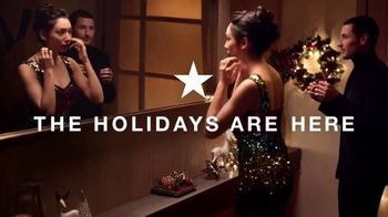 Macy's TV Spot, 'The Holidays Are Here: Perfect Gifts' - Thumbnail 1