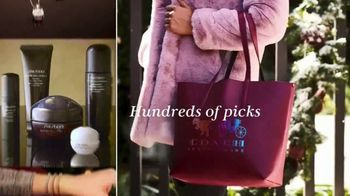 Macy's TV Spot, 'The Holidays Are Here: Perfect Gifts' - Thumbnail 7