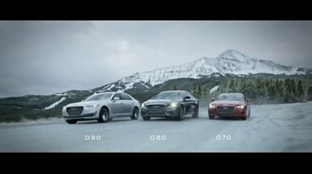 Genesis Year End Sales Event TV Spot, 'Resolution' [T1] - Thumbnail 10
