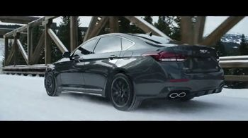 Genesis Year End Sales Event TV Spot, 'Resolution' [T1] - Thumbnail 6