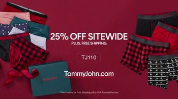 Tommy John TV Spot, 'Holiday Gifts' - Thumbnail 7
