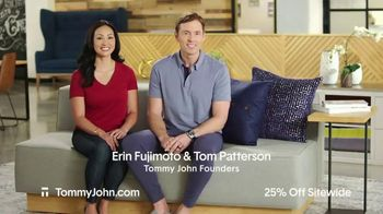 Tommy John TV Spot, 'Holiday Gifts' - Thumbnail 1