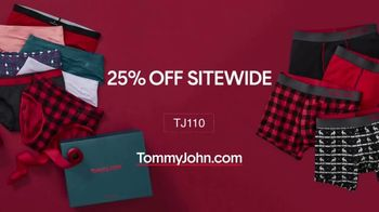 Tommy John TV Spot, 'Holiday Gifts'