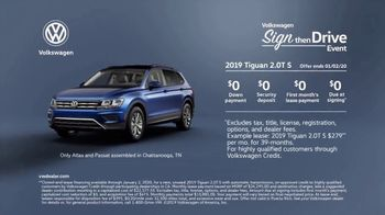 Volkswagen Sign Then Drive Event TV Spot, 'Ben: The People Behind the Car' [T2] - Thumbnail 9