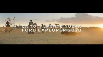 2020 Ford Explorer TV Spot, 'Lo desconocido' [Spanish] [T1] - Thumbnail 10