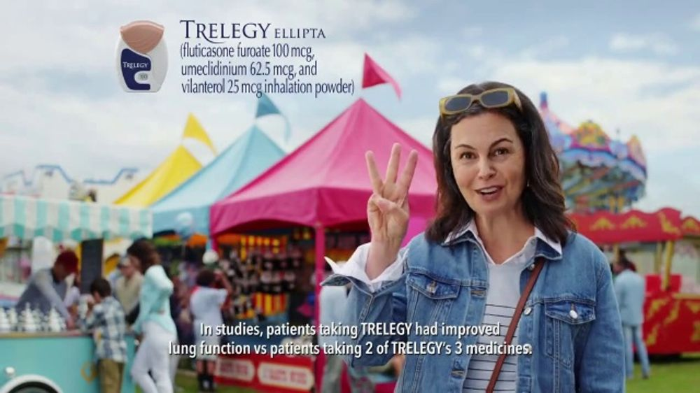 TRELEGY TV Commercial, 'The Power of More: $0'