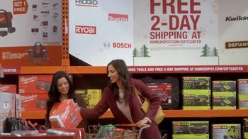 The Home Depot TV Spot, 'Holidays: Milwaukee and Dewalt Drill Kit' - Thumbnail 6