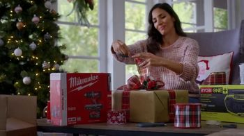 The Home Depot TV Spot, 'Holidays: Milwaukee and Dewalt Drill Kit' - Thumbnail 7