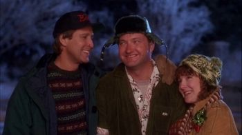 Sprint TV Spot, 'AMC: National Lampoon's Christmas Vacation: Helpful Holiday' - Thumbnail 2