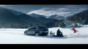 Land Rover Season of Adventure Sales Event TV Spot, 'Play Harder: Activity Key' [T1]
