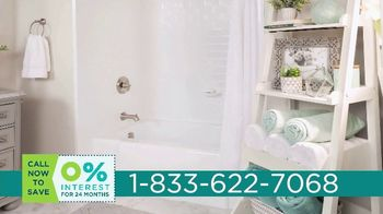 Bath Fitter Financing Event TV Spot, 'Luxury Hotel: Save 10 Percent'