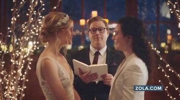 Zola TV Spot, 'All Your Wedding Tools in One Place' - Thumbnail 3