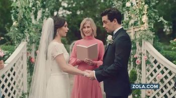 Zola TV Spot, 'All Your Wedding Tools in One Place' - Thumbnail 4