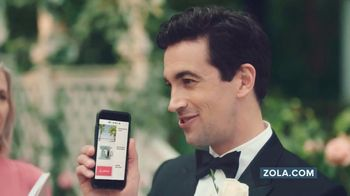 Zola TV Spot, 'All Your Wedding Tools in One Place' - Thumbnail 7