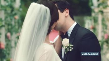 Zola TV Spot, 'All Your Wedding Tools in One Place' - Thumbnail 8