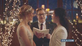 Zola TV Spot, 'Free Custom Wedding Websites' - Thumbnail 3