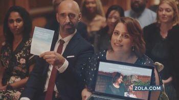 Zola TV Spot, 'Free Custom Wedding Websites' - Thumbnail 6