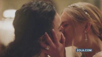 Zola TV Spot, 'Free Custom Wedding Websites' - Thumbnail 8