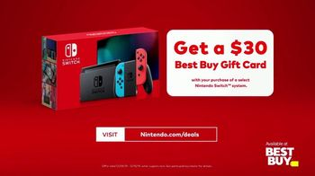 Nintendo Switch TV Spot, 'My Way: Best Buy Gift Card' - Thumbnail 10
