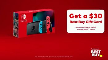 Nintendo Switch TV Spot, 'My Way: Best Buy Gift Card' - Thumbnail 9