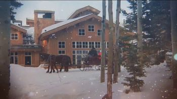 Park City Convention and Visitors Bureau TV Spot, 'Winter's Favorite Town'