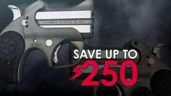 Bond Arms Inc. TV Spot, 'Handguns: Offers' - Thumbnail 1