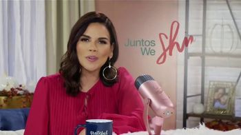 Juntos We Shine Podcast TV Spot, 'Historias positivas' con Karina Banda [Spanish] - 14 commercial airings