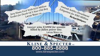 Kline & Specter TV Spot, 'Five Doctor Lawyers: Settlements' - Thumbnail 7