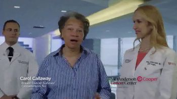 MD Anderson Cancer Center TV Spot, 'Lynn and Carol' - Thumbnail 3