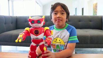 Ryan's World Ultimate Red Titan TV Spot, 'Pour Ooze' Featuring Ryan Kaji