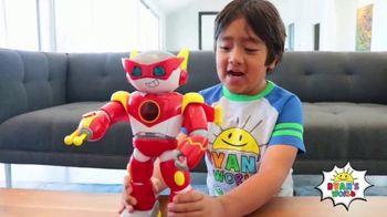 Ryan's World Ultimate Red Titan TV Spot, 'Pour Ooze' Featuring Ryan Kaji - Thumbnail 2